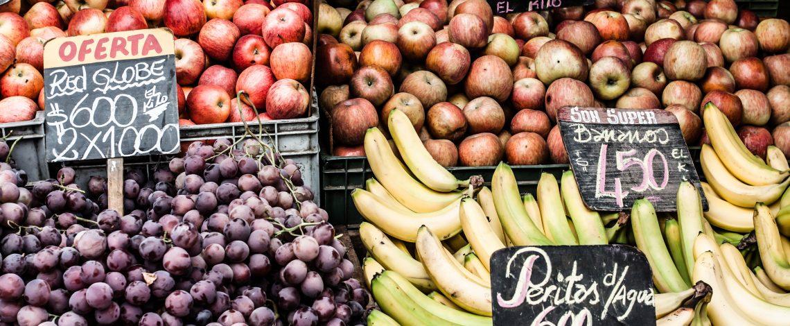 Estudio de la caracterización del canal feria para la distribución de productos hortofrutícolas V y VIII región