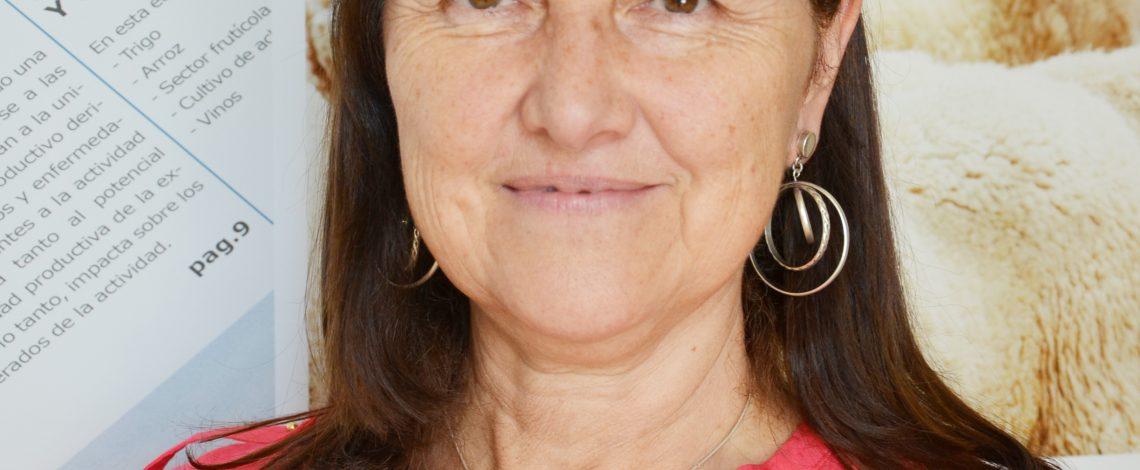 En la entrevista radial de Odepa, Pilar Eguillor habla sobre el sello de indicación geográfica que se le otorgó al cordero chilote