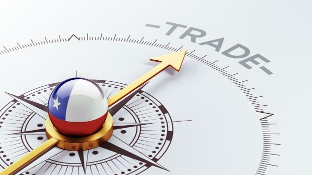 Chile concepto de comercio