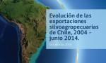 141020_Evolución de las exportaciones silvoagropecuarias de Chile 2004-2013