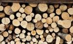 madera apilada