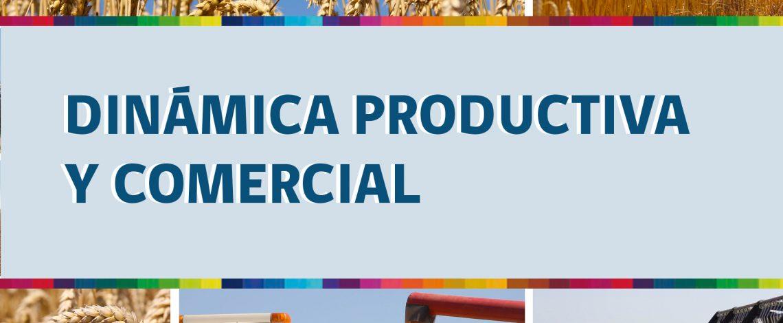 Dinámica productiva y comercial. Abril de 2015