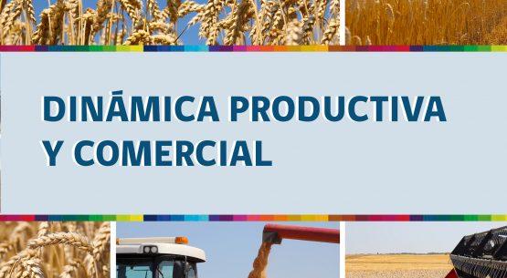 Dinámica productiva y comercial. Diciembre de 2015