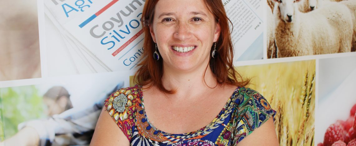 En la entrevista radial de Odepa, Daniela Acuña habla sobre los avances del Grupo de Trabajo sobre Sustentabilidad