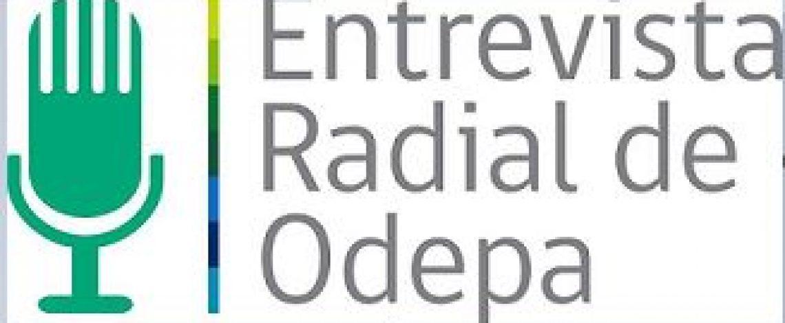 """En la entrevista radial de Odepa, un reportaje sobre  """"Perspectivas de la agricultura y el desarrollo rural en Chile: una mirada desde la agenda del desarrollo sostenible al 2030"""""""