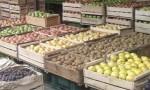 Frutas en mercados mayoristas