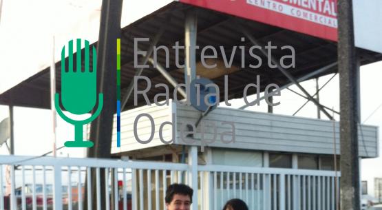 En la entrevista radial de Odepa, los reporteros de mercado del Gran Concepción