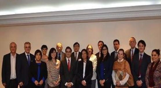 Se realizó un encuentro de los agregados agrícolas en Chile.