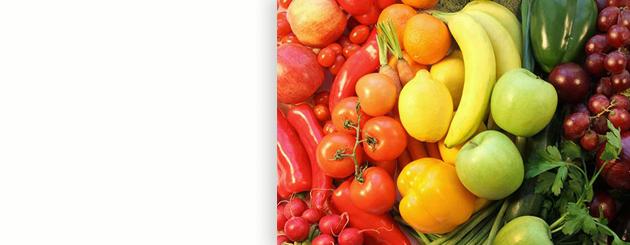 Frutas y Verduras con IVA