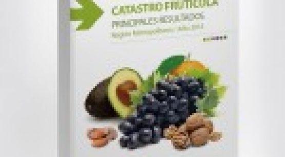 Catastro frutícola Cirén-Odepa