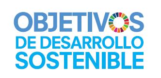 logo de los Objetivos de Desarrollo Sostenible