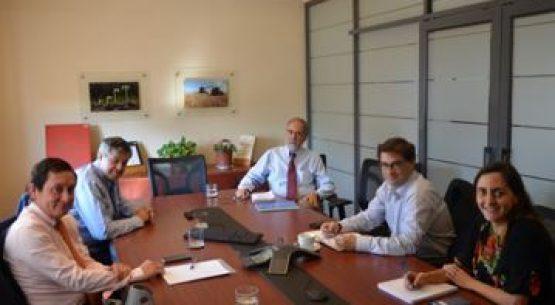 Ingreso de las paltas chilenas a Corea y Peras a China, fueron algunos de los temas analizados en reunión entre Odepa y Asoex