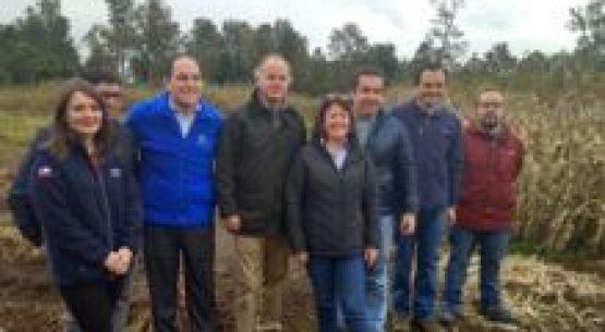 Ministro Walker destaca asociatividad de pequeñas agricultoras de Los Ríos