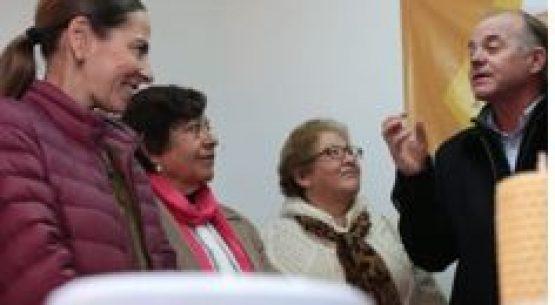 Ministros Walker y Plá difunden agenda de género en la región del Maule
