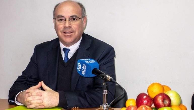 Nuevo Presidente de Fedefruta