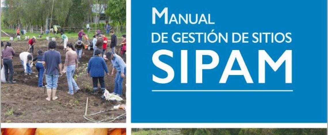 Manual de Gestión de Sitios SIPAM