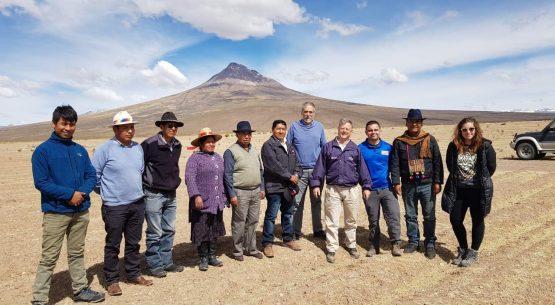 En marzo de 2019 se realizará el VII Congreso Mundial de Quinoa 2019 apoyado por CONADI