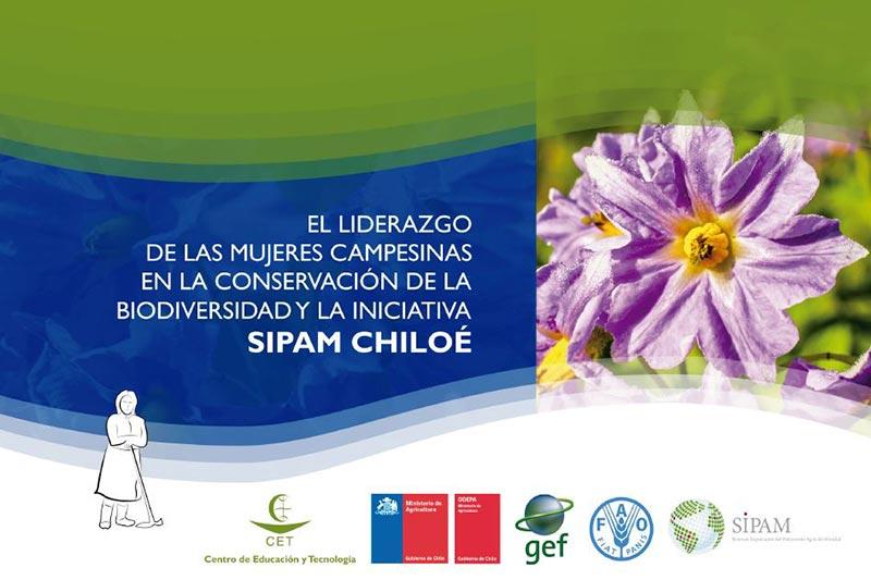 Sipam y mujeres de Chiloé