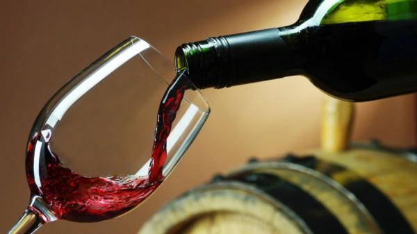 vino de botella a copa