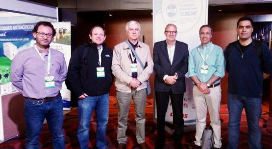 Fedeleche, Consorcio Lechero y Odepa participan en 15° Congreso Panamericano de la Leche