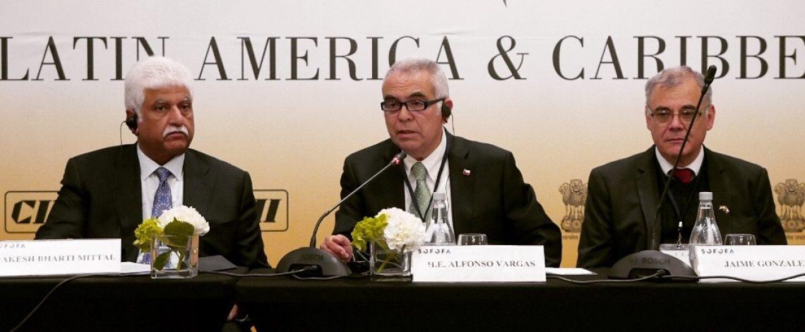 Ministro (S) de Agricultura participa en Cónclave India – América Latina y el Caribe