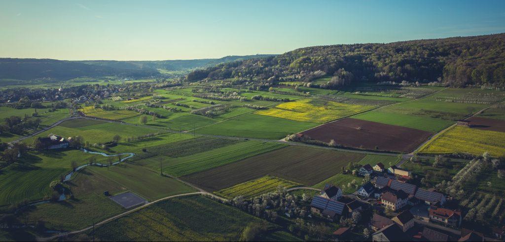 tierras cultivadas