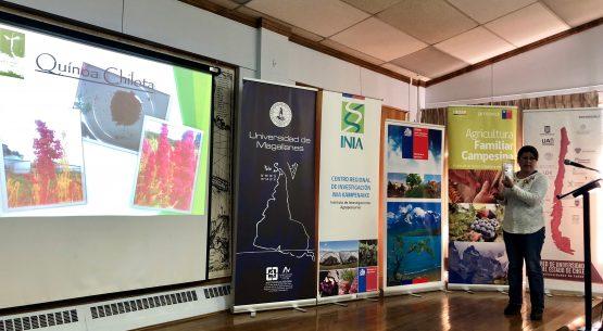 """Odepa expuso en el seminario: """"Agricultura Sostenible: Oportunidad de diferenciación para la Región de Magallanes y de la Antártica Chilena"""""""