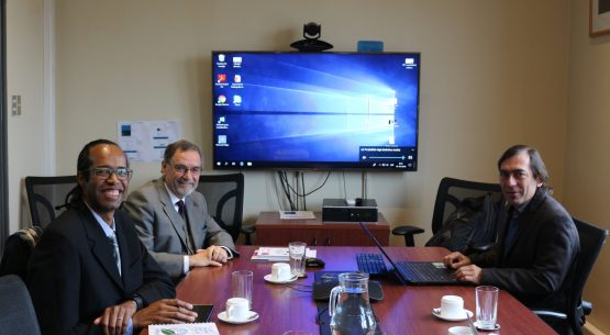Odepa recibe a delegación del Ministerio de Ganadería, Agricultura y Pesca de Uruguay