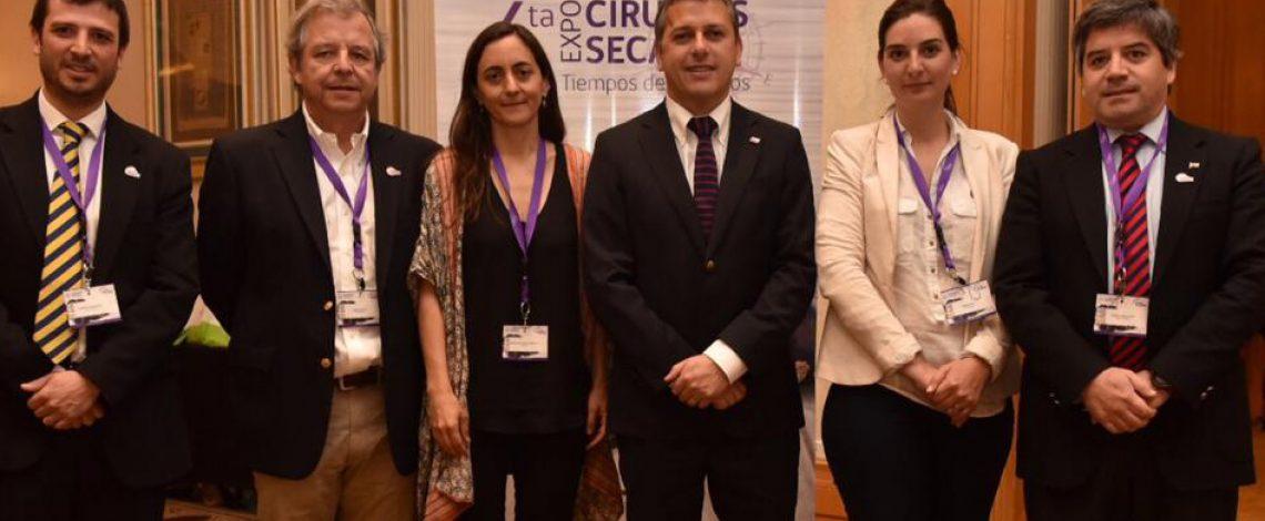Directora de Odepa participó en la inauguración de Expo Ciruelas Secas