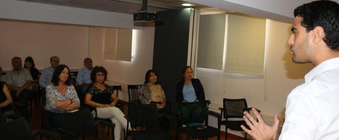 Se realizó nuevo Ciclo de Seminarios: Censo Silvoagropecuario