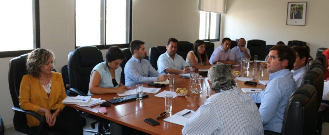 Liderado por Odepa, se reunió el Comité del Reglamento del Maíz