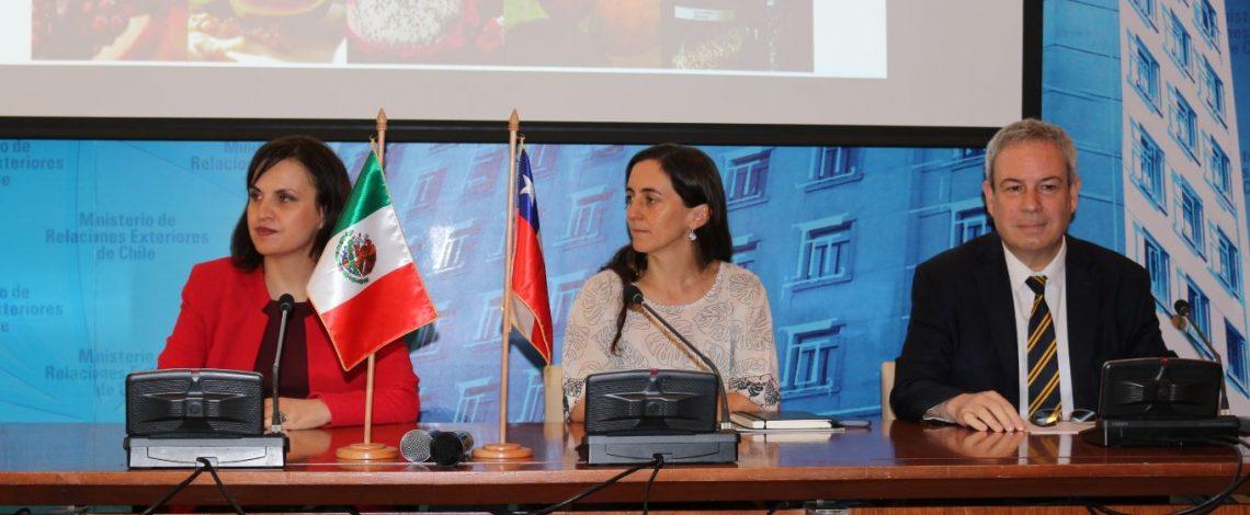 Directora de Odepa inaugura actividad de cierre del proyecto de Cooperación Fondo México-Chile