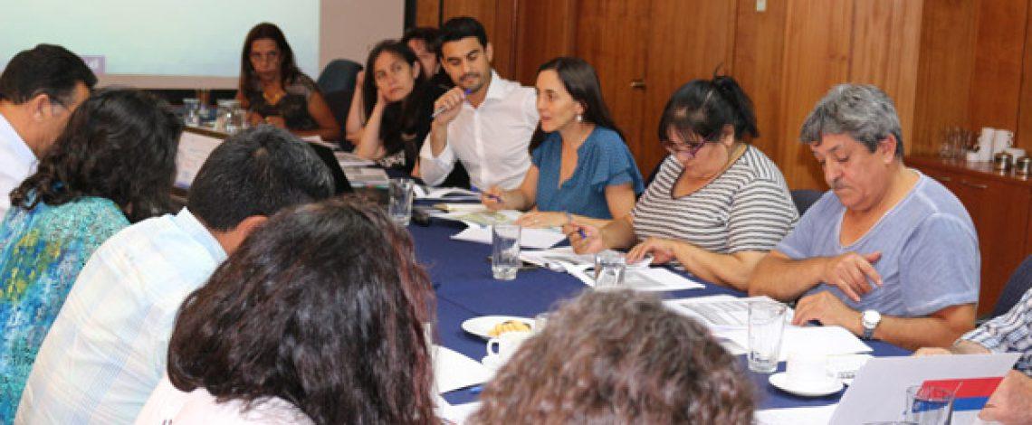 Censo: Odepa se reúne con las organizaciones campesinas
