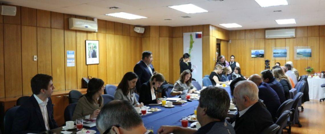 Directora de Odepa participó en reunión extraordinaria del Consejo de la Sociedad Civil