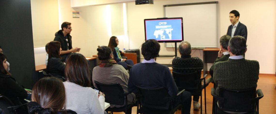 Encuentro en Odepa sobre el Tratado Integral y Progresista de Asociación Transpacífico