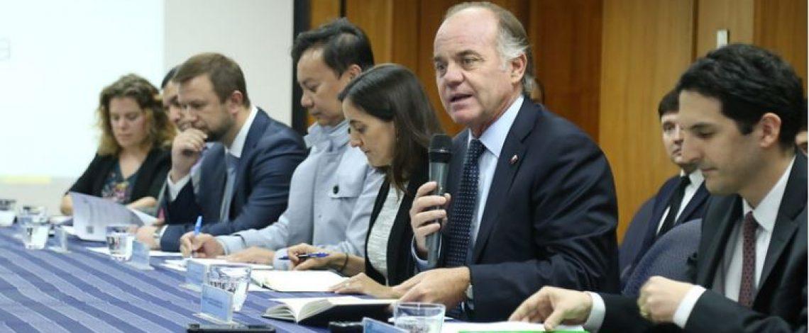 Se realizó reunión para organizar la V Reunión Ministerial de Seguridad Alimentaria de APEC