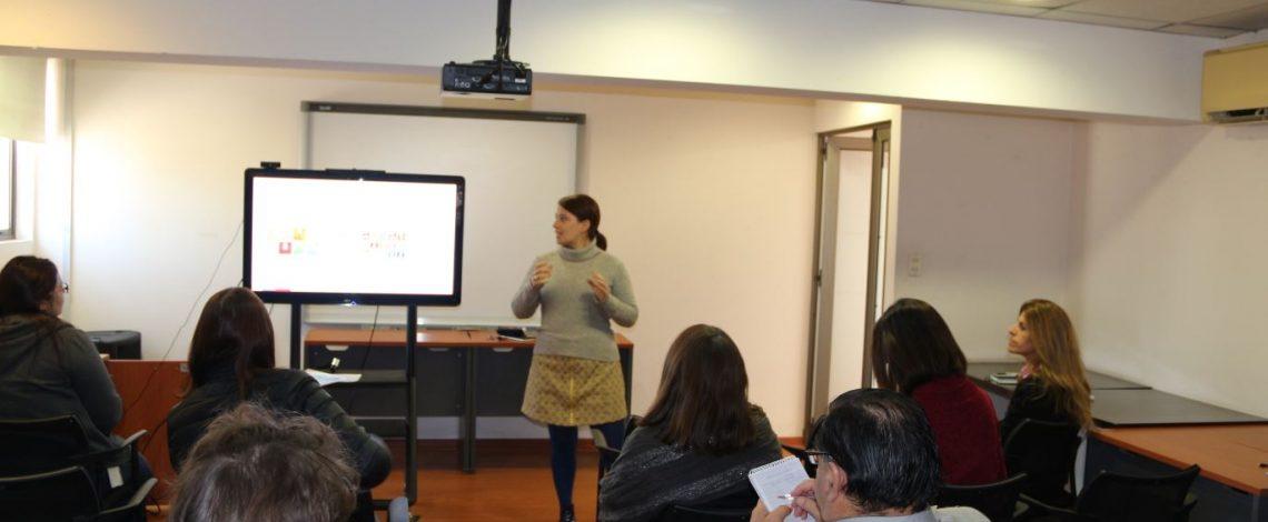Los Objetivos de Desarrollo Sostenible fueron el tema del nuevo ciclo de Encuentros en Odepa