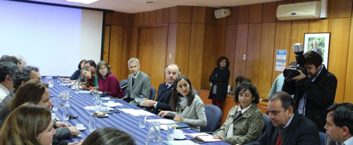 Se reunió Mesa de los decanos de las facultades relacionadas con el sector silvoagropecuario
