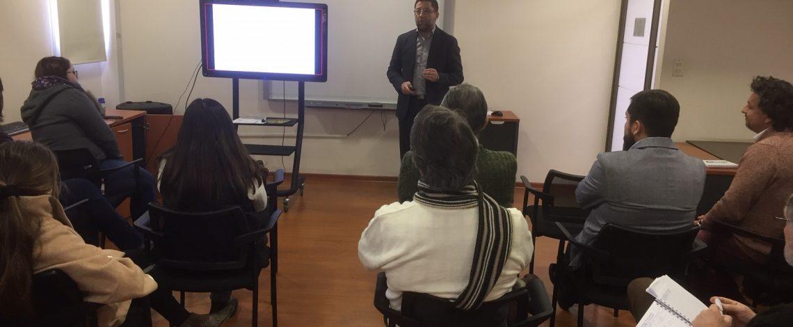 Un nuevo Encuentro de Odepa: la Biblioteca Digital