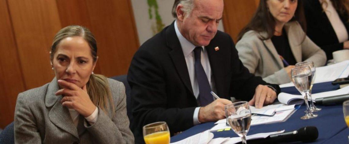 Mesa Nacional de la Mujer Rural presentó propuesta de trabajo a ministra Plá y ministro Walker