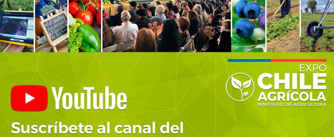 Actividad liberada, previa inscripción. Expo Chile Agrícola 2019 de 26 al 28 de agosto de 2019