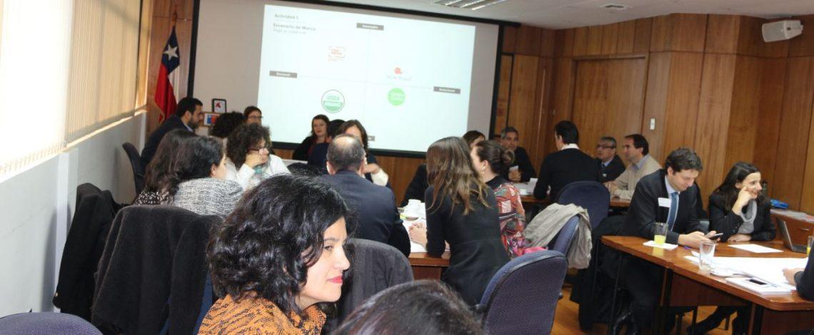 Se realizó taller Fortalecimiento de la sustentabilidad del sector agroalimentario nacional