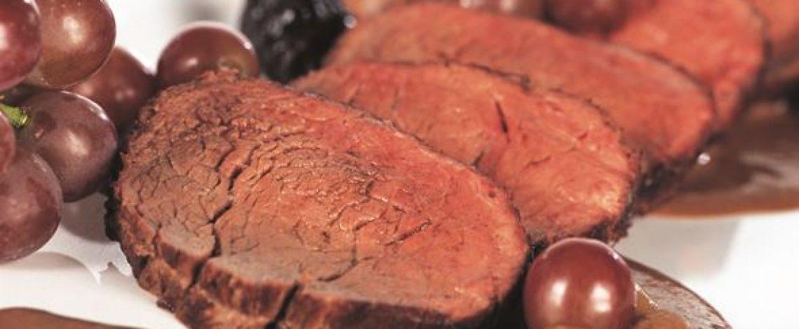 La producción total en el mes de enero llegó a 17.245 toneladas de carne bovina