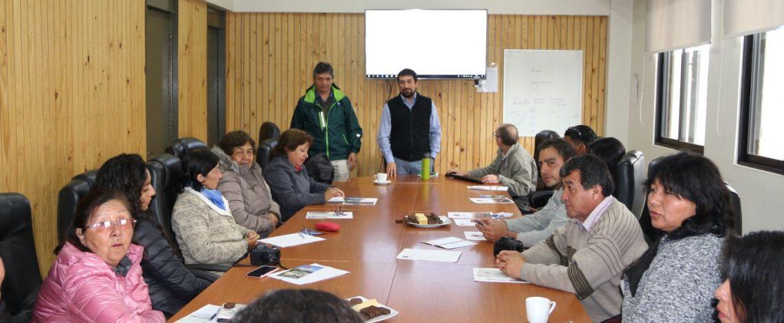 Profesional de Odepa expuso sobre apicultura a mujeres rurales de la Región de Antofagasta