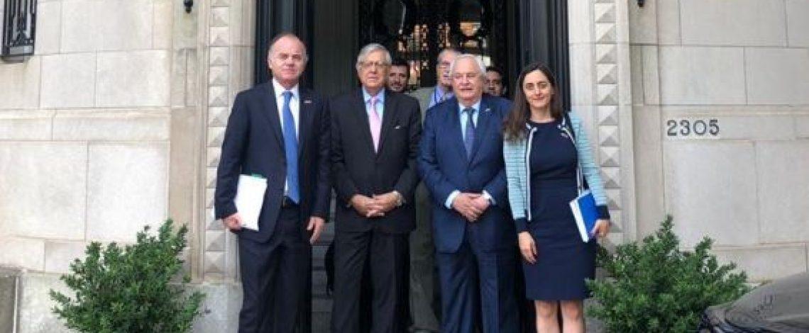 Directora de Odepa acompaña al Ministro de Agricultura en visita oficial a EE.UU.