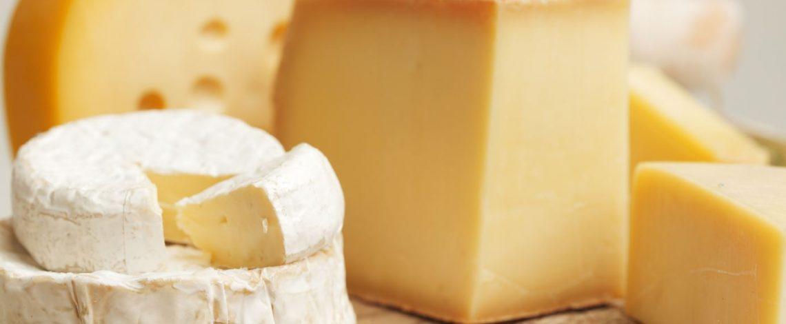 Rusia y México fueron los principales países de destino de las exportaciones de quesos en enero-noviembre de 2019