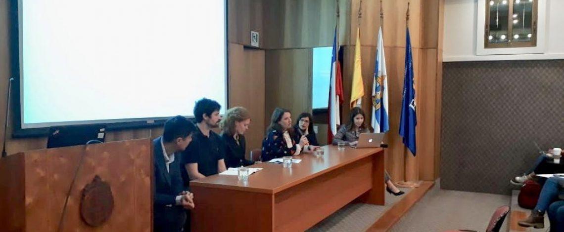 Profesional de Odepa expuso en Jornada de Sistemas alimentarios sostenibles