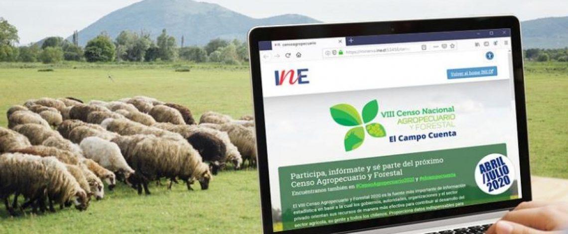 Sitio web del próximo Censo Agropecuario y Forestal 2020