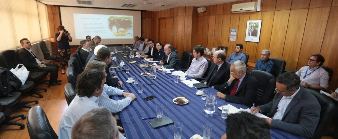 Se reunió la Comisión Nacional de la Leche