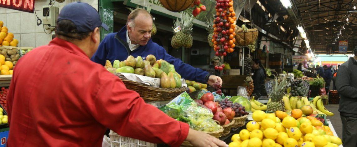 """Ministro Walker anuncia apertura del mercado chino para los cítricos: """"Vamos a poder generar mucho mayor empleo y ampliar las hectáreas que hay en nuestro país"""""""